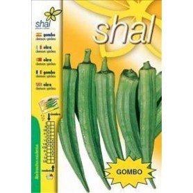 Gombo (Okra) Clemson Spineless 5 g