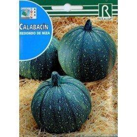 Calabacin redondo de niza 7g