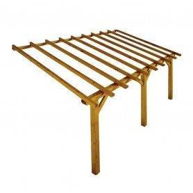 Tejadillo de madera PRADO