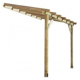 Tejadillo de madera ABT3020