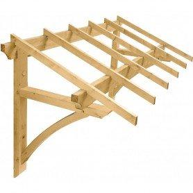 Tejadillo de madera Medicis
