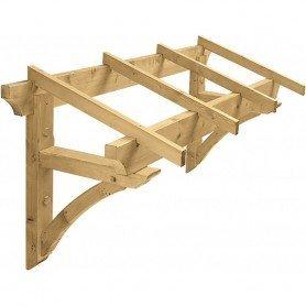Tejadillo de madera Borgia