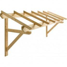 Tejadillo de madera 3110