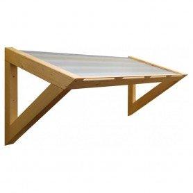 Tejadillo de madera 3D