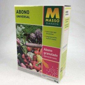 Abono universal Massó 2 kg
