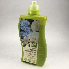 Abono liquido plantas acidófilas Massó 1L