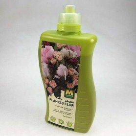 Abono líquido liquido plantas flor Massó 1L