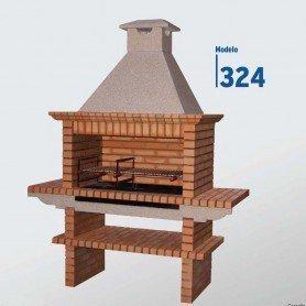 Barbacoa Paellera Mod.324