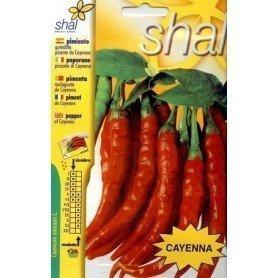 Pimiento Guindilla picante de Cayenna 1,5 g