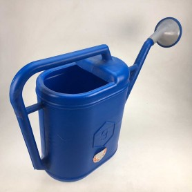 Regadera azul 9 litros
