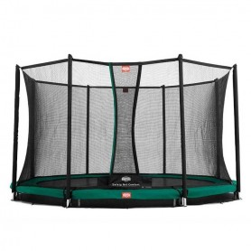 BERG Inground Favorit 270 + Safety Net Comfort 270