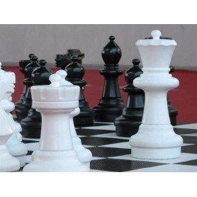 Tablero ajedrez gigante rigido