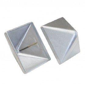 Pirámides de terminación