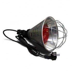 Lampara infrarrojos con bombilla