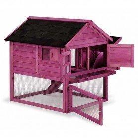 Caseta de aves modelo Milan
