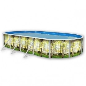 Piscina serie Bosque 8326