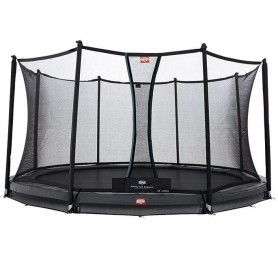 Berg InGround Champion 270 + Safety Net Comfort 270