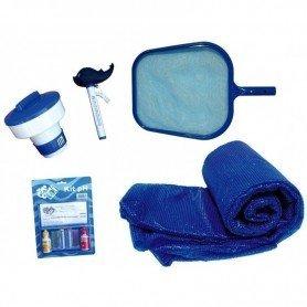 Kit de verano para piscinas desmontables
