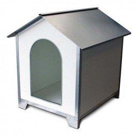 Caseta de perros Trevinca Galvanizada