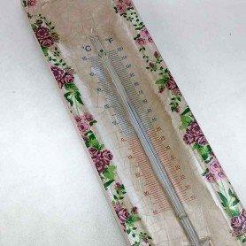 Termometro rosas
