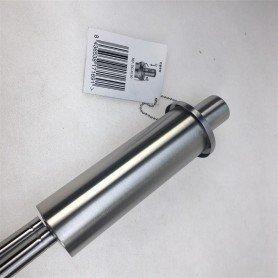 Antorcha cilindrica, Acero Inox DG-A150