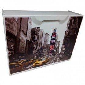 Zapatero de plastico New York