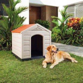 Casa Para Perro Grande  Rimax 92X90X89