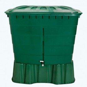Contenedor de agua de lluvia rectangular 203L