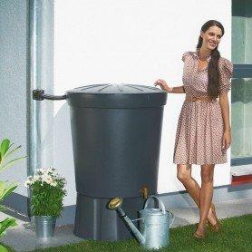 Contenedor de agua de lluvia Lanzarote 300L