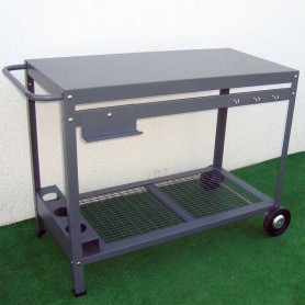 Mesas para plancha modelo Barna