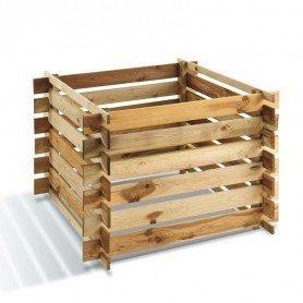 Silo de compost de madera 700 litros