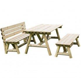 Mesa picnic Palmako Aldo