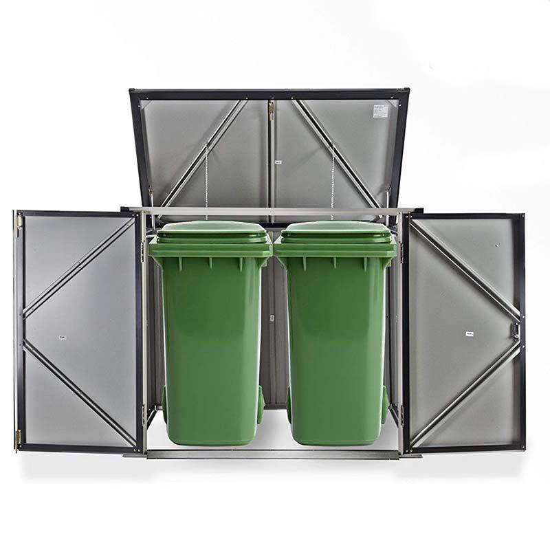 Detalles Cubre cubos de basura