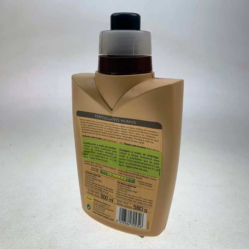 Bio flower humus 500 ml